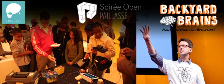 OpenPaillasse DIY Brain